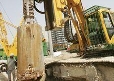 Pile drilling machines