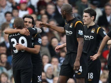 Man City keep top-four finish dream alive