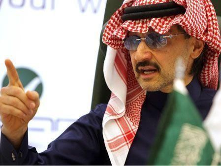 Prince Alwaleed, Google discuss possible tech tie-up