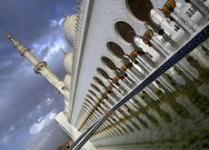 Abu Dhabi's Sheikh Zayed Mosque to hit the small screen