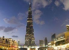 Burj Khalifa to 'go dark' for Earth Hour