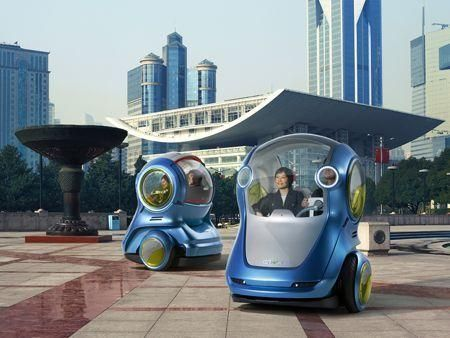 GM launch new concept car