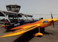 Abu Dhabi Red Bull Air Race weekend kicks off