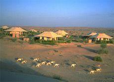 Abu Dhabi eyes eco-friendly desert resorts