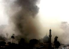Iraqi bank chief slams 'cowards' after bomb horror