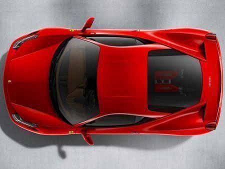 Ferrari 458 Italia in Dubai