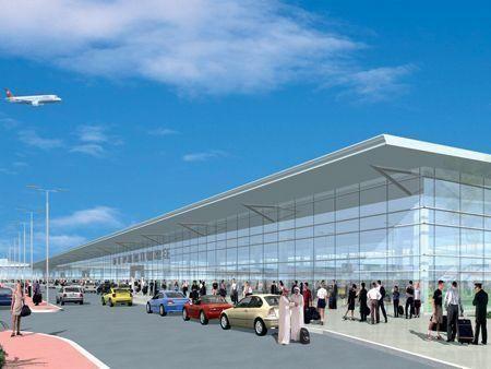 Dubai's Al Maktoum airport opening delayed to 2012