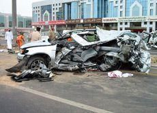 Saudi hospitals struggling to cope with traffic victims