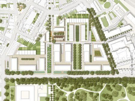 Qatari Diar Chelsea Barracks plans