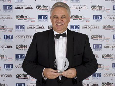 Middle East Golfer Awards 2008