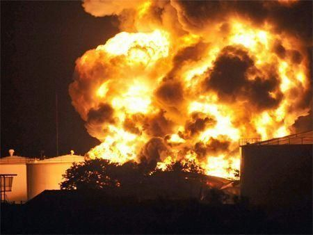 Two die after fuel tank explodes in Abu Dhabi