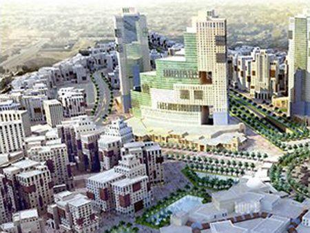 Saudi's major construction projects