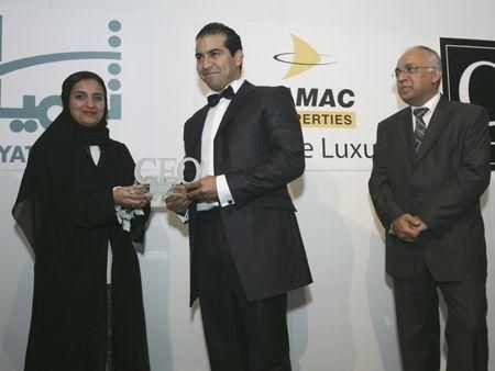 CEO Middle East Awards 2007