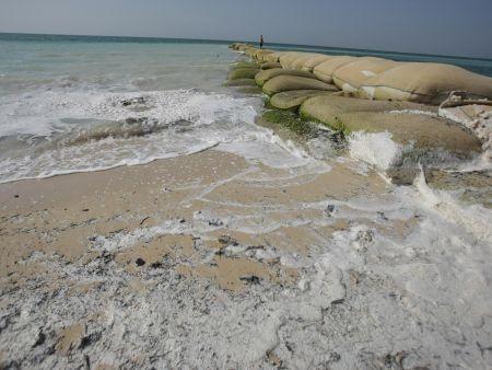 Dubai sewage dumping row