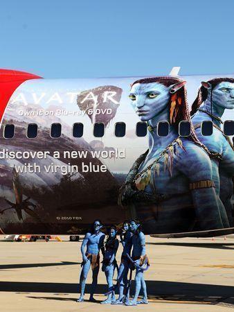 Avatar Blu-ray, DVD launch