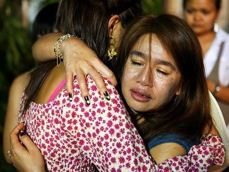 Bangkok nightclub tragedy