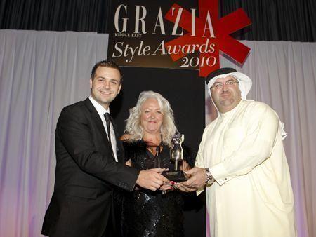 Grazia Style Award winners