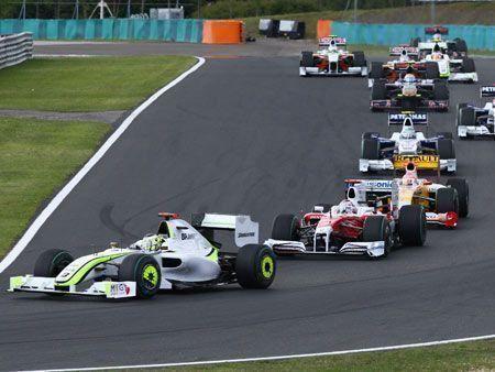 F1 Grand Prix in Hungary