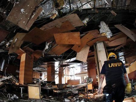 Jakarta mourns hotel bomb victims