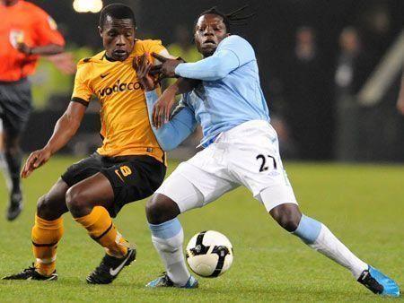 Football: Kaizer Chiefs v Man City