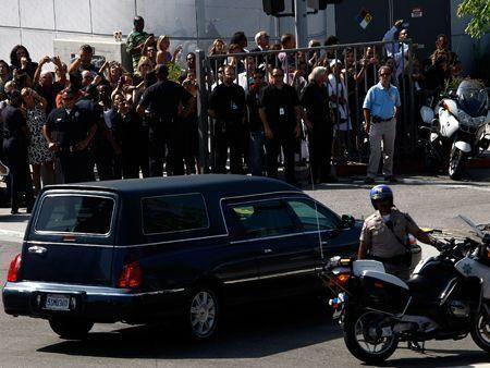 World says farewell to Michael Jackson