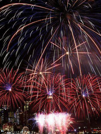 New York celebrates Independence Day