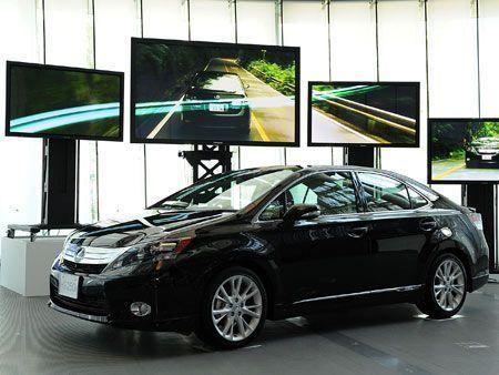 Toyota Launch New Lexus