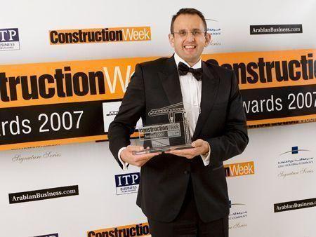 Construction Week Awards 2007