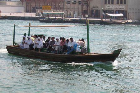 IN PICS: Dubai transport challenge