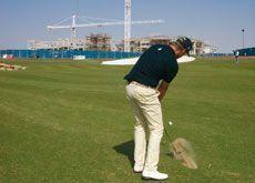 Golf-Karlsson beats Poulter in bizarre Dubai climax