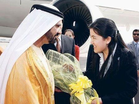 IN PICS: UAE in China