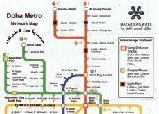 $1.4bn Doha Metro stations contract awarded