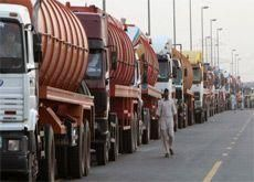 Over half of all heavy trucks inspected by RTA found to be faulty