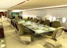 Rich Arabs driving luxury private jet market