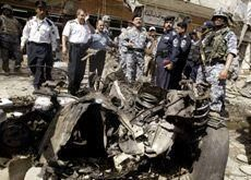 Sept sees 440 civilians, security staff killed in Iraq
