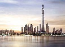 Design unveiled for new world's tallest tower