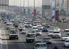 'Black points' warning to UAE drivers