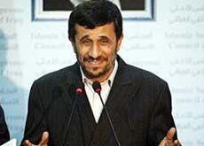 Ahmadinejad opens fire on US during Iraq trip