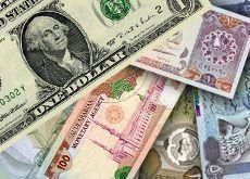 Gulf currencies surge as dollar nears record low