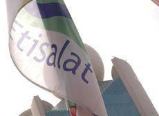 Etisalat profit growth rate declines