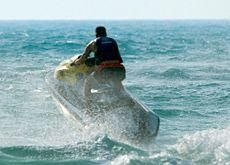 Emirati jet ski rider rescued after 15 hrs trapped at sea