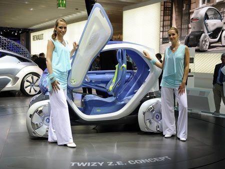 2009's dream cars