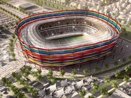 Qatar's 2022 World Cup stadia revealed