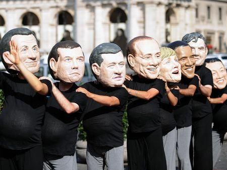 Further anti-G8 protests in Italy