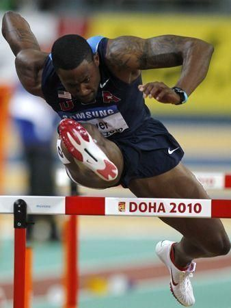 More athletics action from Qatar