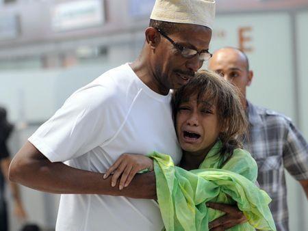Yemen plane crash tragedy