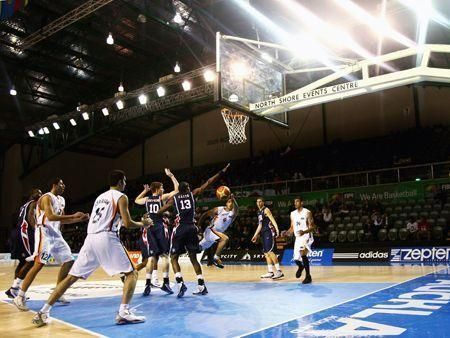 Basketball: Iran v USA