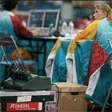 Riedel enables communication at Games