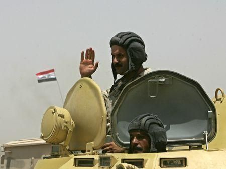 US troops pull out of Iraq