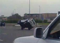 Dangerous driving on SZR revealed